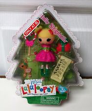LALALOOPSY MINI  CHRISTMAS HOLIDAY HOLLY SLEIGHBELLS VHTF TARGET EXCLUSIVE