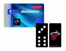 NBA Miami Heat Domino Set in Metal Gift Tin