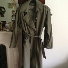 NUAGE Original  Rain Wear  Trench Coat in good condition.Size 12 UK(large fit)