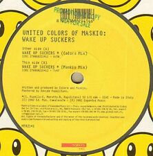 UNITED COLORS OF MASKIO - WAKE UP SUCKERS ! - Mantra Vibes