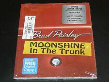 Moonshine in the Trunk  'Zinepak CD Brad Paisley (Limited Edition)