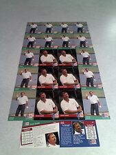 *****Dave Barr*****  Lot of 22 cards.....2 DIFFERENT / Golf
