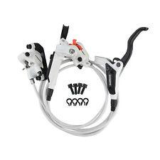 SHIMANO BR-M446 BL-M445 MTB Mountain Bike Hydraulic Disc Brakes Set White