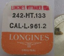 Longines 961.2 watch part: cannon pinion height .133