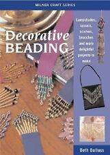 Decorative Beading: Lampshades, Tassels, Scarves, Brooches and More De-ExLibrary
