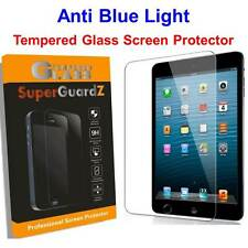 Anti Blue Light Tempered Glass Screen Protector Filter For iPad Mini 4 + Stylus