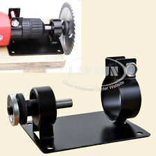Electric Drill Cutting Seat Stand Machine Bracket Rod Bar Table Angle Grinder AU