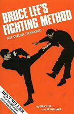 Bruce Lee's Fighting Method: Self-Defense Techniques: v. 1: Self-Defense...