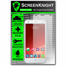 ScreenKnight ZTE Blade S6 SCREEN PROTECTOR invisible Military Grade shield