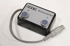 Uher Akustomat F411 5-Pin Din Connector + Free Priority Shipping!!!