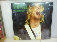 NIRVANA-OUTCESTICIDE IV. RARITIES-CLEAR VINYL LP-NEW.SEALED
