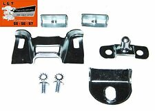 1955 1956 1957 Chevy Trunk Lid Lower Alignment Kit New Belair Sedan Hardtop Conv