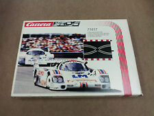 ^ Carrera Pro F1 Slot Car 2x Lane Changing Tracks Sections #71517, Original box