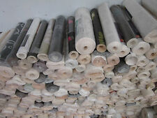 10x Wallpaper Rolls, for Arts Crafts Lining Scrap Book decoupage paper Punchies