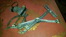 Mercedes 300E 400E 300D E320 300TE driver front window regulator motor 86-95