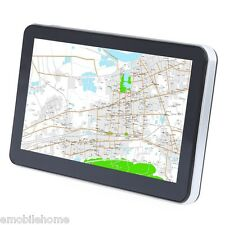 704 7 inch Truck Car GPS Navigation Navigator with Free Maps Win CE 6.0