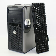 Dell Optiplex Tower Desktop Computer Windows 7 Pro Intel PD 3.0GHz  4GB 1TB