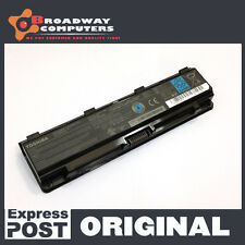 Original Battery For Toshiba Satellite C850 C850D L850 L850D Pro PA5024U-1BAS