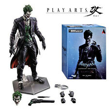 DC PLAY ARTS KAI THE JOKER BATMAN ARKHAM ORIGIN ACTION FIGURES STATUE MODEL TOY