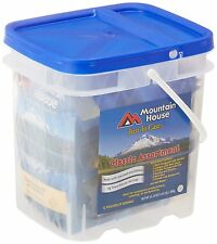 Mountain House Just In Case. Classic Bucket Storage Food Survival MRE Dried