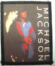 MICHAEL JACKSON Vintage 80`s/90`s Printed Sew On Patch