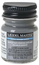 Testors Model Master Flat Reefer Gray 1/2 oz Acrylic Paint 4886 TES4886