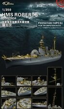 Flyhawk 1/350 FH350168 HMS Roberts Monitor for Trumpeter