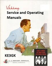 Johnson Viking  Service and Instruction Manuals * CDROM * PDF