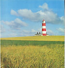 Happisburgh Lighthouse 1976 Vintage Colour Picture/Print Norfolk #638363