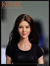 1/6 Kumik Female Action Figure Korean Head Sculpt KM13-96 For Phicen DAM