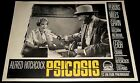1960 Psycho ORIGINAL SPAIN 1ST '61 LOBBY CARD Alfred Hitchcock Anthony Perkins E