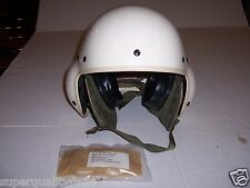New HGU-39/p helicopter Flight Helmet size regular Gentex HGU39 made in USA
