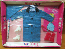 1962 IDEAL~NIB~TAMMY~*PUDDLE JUMPER*~9111-6~COMPLETE+MINT SET~JAPAN~CELLO INTACT