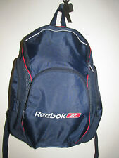 1 nice rare vtg 80s 90s reebok navy sport gym satchel backpack navy red cool