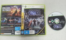 Star Wars the force unleashed Xbox 360