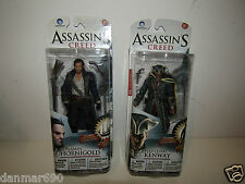 Lot 2 Figures Assassin's Creed ; Benjamin Hornigold & Haytham Kenway