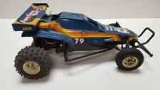 Vintage Tamiya The Hornet RC 1/10 Buggy FOR PARTS ONLY NO RETURNS Ships FREE