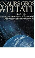 Knaurs Grosser Weltatlas - 1985