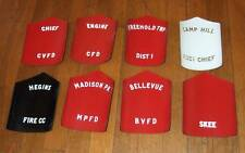 Fire Helmet Inserts~lot of 8 different
