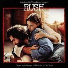 Rush OST /Soundtrack  Eric Clapton - REPRISE RECORDS CD 1992
