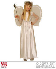 Childrens Angel Gabriel Fancy Dress Costume Christmas Nativity Play Outfit 128Cm