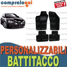 TAPPETINI per AUTO per ALFA ROMEO 147 NERI GRIGI ANTRACITE BEIGE CON BATTITACCO