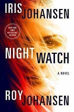 Night Watch: A Novel (Kendra Michaels), Johansen, Roy, Johansen, Iris, New Book
