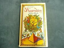 Nasrudin Idries Shah book friendship family gift love reading home vintage