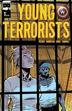 YOUNG TERRORISTS #1 COMIC MADNESS HIP HOP VARIANT PUBLIC ENEMY BLACK MASK COMICS
