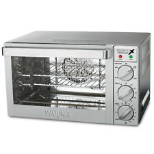 Waring WCO250X Commercial Quarter Size Convection Oven 120V 1700W BLOW OUT PRICE