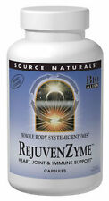 Source Naturals RejuvenZyme Whole-Body Enzymes Bio-Aligned - 60 cap