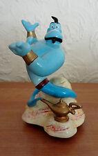 Walt Disney Aladdin Genie Magic Lamp Music Box Figure A Friend Like Me Schmid