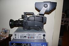 Sony DXC-D50 CCU-D50 Camera Set  SDI
