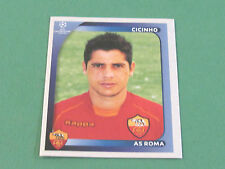 458 CICINHO AS ROMA UEFA PANINI FOOTBALL CHAMPIONS LEAGUE 2008 2009